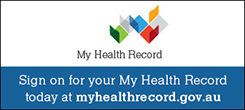 Register for a My Health Record